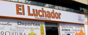 Diario El Luchador anunció cese de circulación por falta de papel