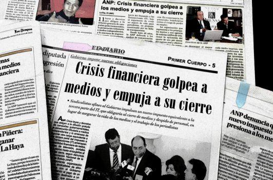 Diarios bolivianos denuncian fragilidad financiera