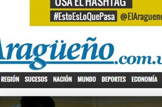 Sale de circulación nuevamente diario el Aragüeño