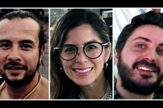 Detuvieron a tres periodistas de la agencia Efe Noticias