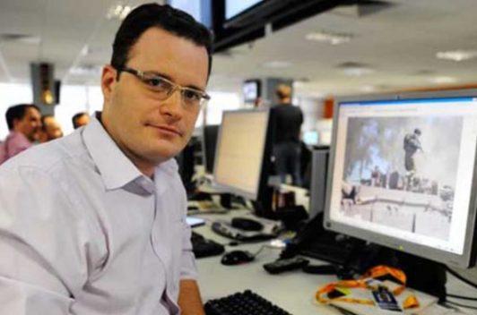 Detuvieron a periodista de Rodrigo Lopes en Miraflores
