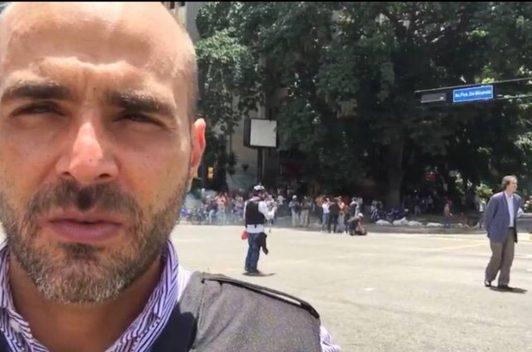 Servicio de Inteligencia detuvo a corresponsal de Noticias Telemundo