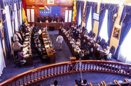 Eliminarán la obligación de publicar edictos en Bolivia