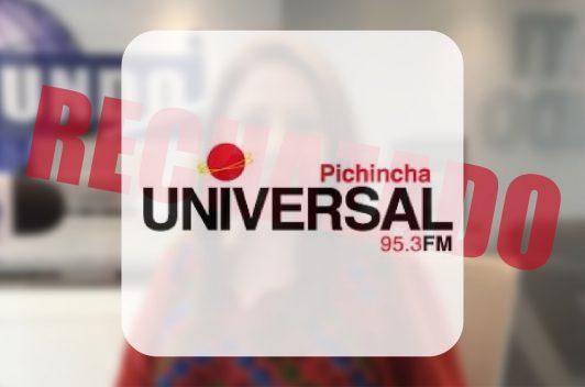 Cortan transmisión de emisora del gobierno provincial de Pichincha