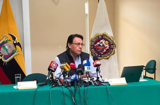 Portal La Fuente reportado por usar fotos públicas de Presidencia