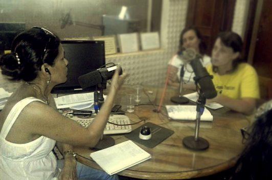 Senadora  boliviana demanda a jefa de noticias
