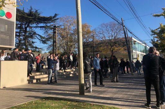 Repudiamos la amenaza de bomba que se recibió en Telefe