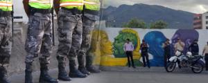 Policía y moradores impiden que artista pinte mural sobre diversidad sexual