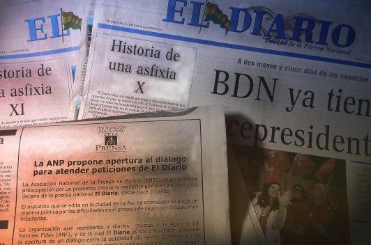 ANP pide diálogo para atender las peticiones de El Diario