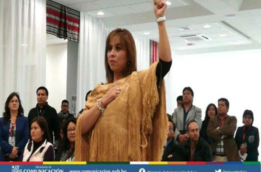 Diario boliviano El Deber rechaza exigencia de Viceministra