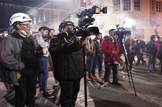 ANP expresa enérgica condena por agresiones a 10 periodistas