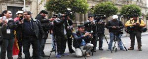 76 periodistas y 14 medios fueron afectados en 29 días