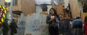 Bolivia: Mujeres periodistas  fueron golpeadas y amenazadas