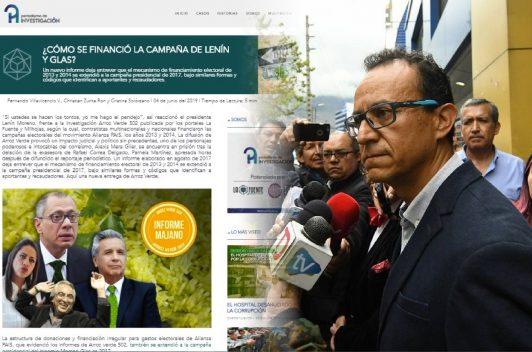 Investigadores fueron demandados por la Prefecta de Pichincha