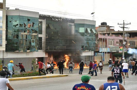 Cochabamba: 13 periodistas fueron agredidos en jornadas de protesta